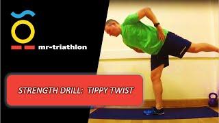 Tippy Twist Drill