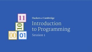 Introduction to Programming #1