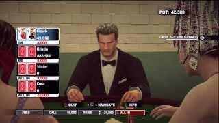 【PS3】Dead Rising 2 - Perfect Walkthrough - Part 47: Strip Poker Round 2: Ladies! [1/2]