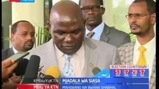 Mgombea ugavana wa kaunti ya Mombasa Suleiman Shabhal: Mbiu ya KTN