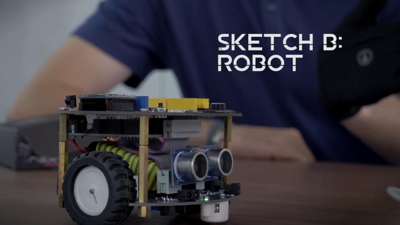 Robot Gesture Controller