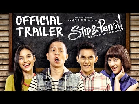 Stip  amp  pensil   official trailer