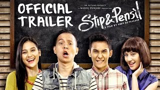 <b>Stip</b> & Pensil  Official Trailer