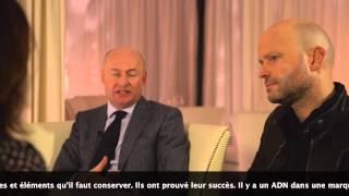 Georges Kern et Marc Forster évoquent la créativité Video Preview Image