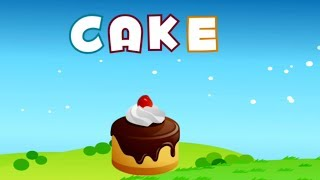 Kids learn English words with Spelling Learning for Kids Educational game for kids- Part 1