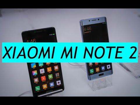 Xiaomi Mi Note 2 impressioni dopo 24 ore