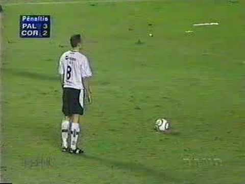 Marcos en la definición por penales ante Corinthians año 2000. Lo más visto de Youtube.