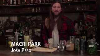 Brooklyn Cocktails: The Bea Arthur