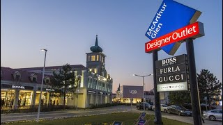 (CHEAPEST PLACE) TO BUY LUXURY CLOTHES, SHOES /AUSTRIA NEAR VIENNA [BRATISLAVA] PARNDORF (OUTLET)