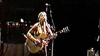 Ani DiFranco live at the Jones Beach Theater Wantagh, NY August 17, 1997