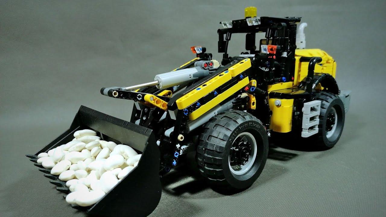 LEGO TECHNIC Wheel Loader