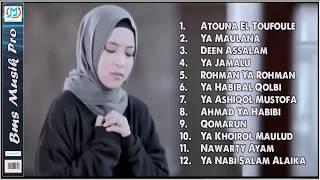 BARU !!! NISSA SABYAN  ATOUNA EL TOUFOULE_FULL ALBUM ( Lagu Sholawat Nabi Terbaru 2018 )