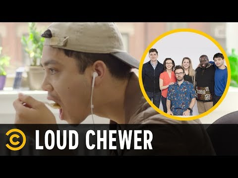 The Curse of the Loud Chewer - Every Damn Sketch Show