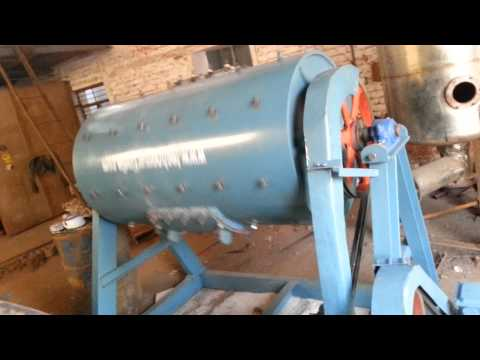 Batch  Ball Mill