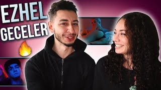 Ezhel Geceler Turkish Rap Reaction | Jay & Rengin