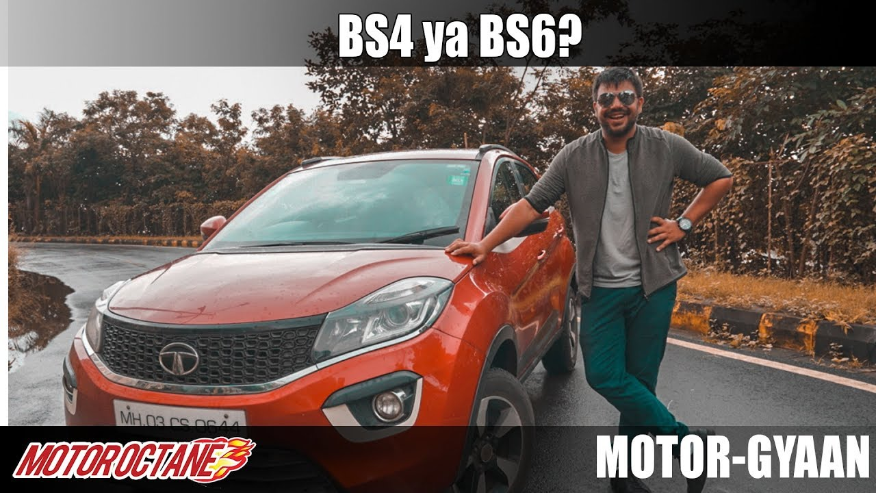 Motoroctane Youtube Video - Can't Miss: BS4 and BS6 Difference? Kya better hai? | Hindi | MotorOctane