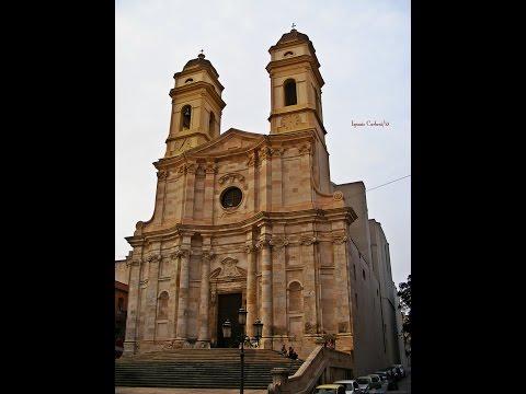 Cagliari quartiere Stampace (Stampaxi)