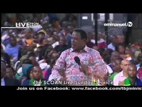 EMMANUEL TV SUNDAY SERVICE 01 04 2018 PROPHET TB JOSHUA AT
