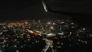 Landing in San Diego - 2017