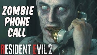 ZOMBIE STEPDAD! Playing Resident Evil 2 as a Zombie (#3)