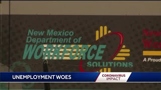 Unemployment filings hit record number in New Mexico