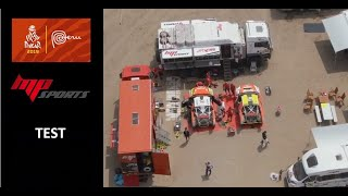 MP-SPORTS DAKAR 2019 - Test