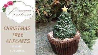 Gorgeous miniature Christmas trees