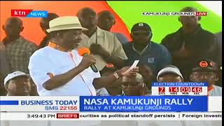 NASA holds rally at Kamukunji grounds