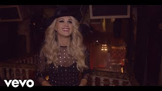 Carrie Underwood - Drinking Alone (Behind The Scenes)
