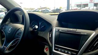 США. Обзор авто. Acura MDX 2017