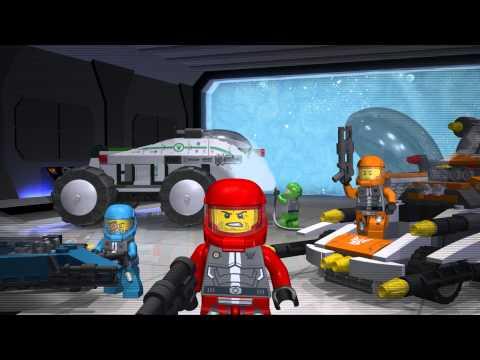 LEGO® Galaxy Squad - Mood Video