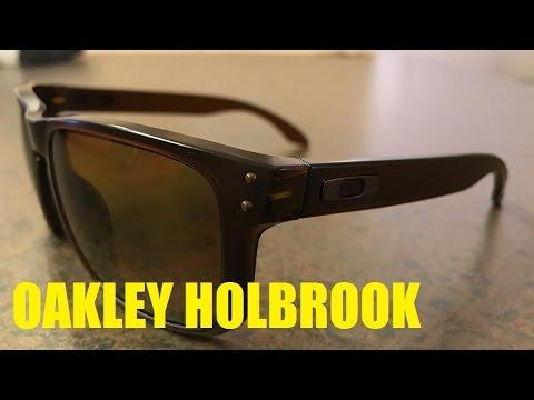 Oakley Holbrook Sunglasses Review: Matte Brown