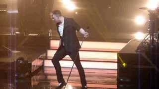 John Newman - Gold Dust -- Live At AB Brussel 26-02-2014