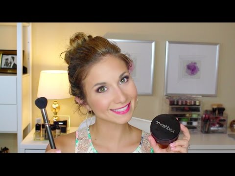 HALO Hydrating Perfecting Powder by Smashbox #7