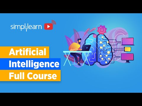 Artificial Intelligence Full Course   Artificial Intelligence ... - YouTube