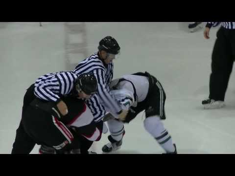 Hubert Poulin vs Ryan Hand