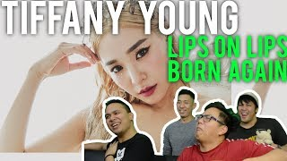 TIFFANY YOUNG | Lips on Lips x Born Again (MV Reaction)