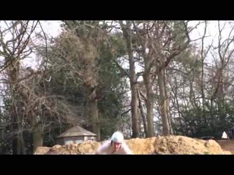 Sick Backyard Trail Session - Keshs Yard