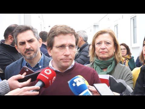 , title :'Almeida señala que ha creado mas plazas para refugiados que Carmena'
