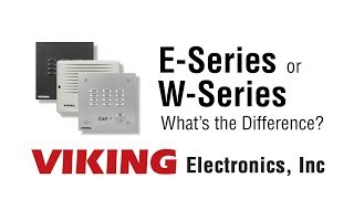 What's the Difference Between Viking's E-Series and W-Series?