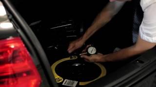 Resetting Audi Tire Pressure Monitoring (TPMS)