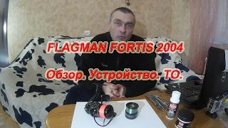 Катушка спиннинговая flagman fortis 2000