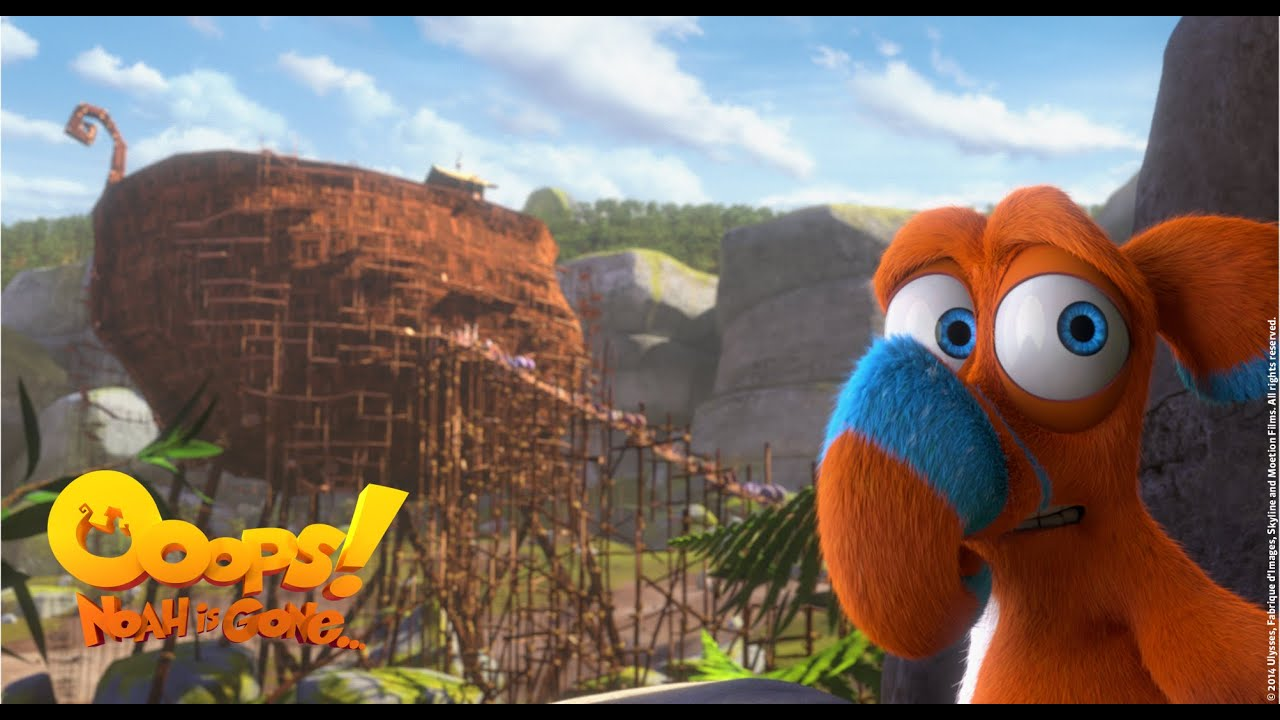 Trailer för Ooops! Var är Arken?