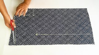 Stylish Kaftan Top Cutting And Stitching | Kaftan With Waist String (Easy Step By Step Method)