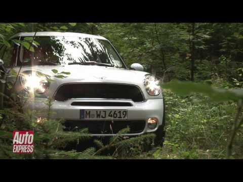 MINI Countryman Review - Auto Express