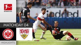 Eintracht Frankfurt 1-1 VfB Stuttgart Pekan 4