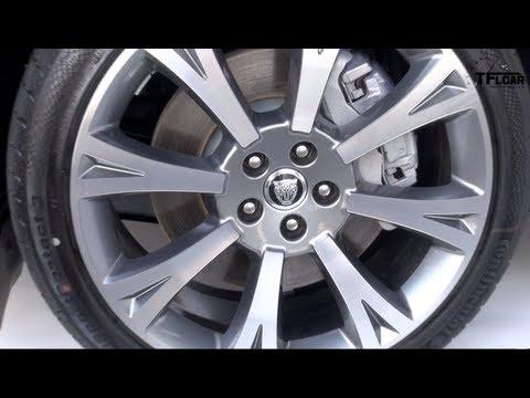 2013 Jaguar XJ & XJL AWD First Look