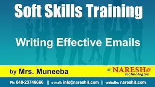 Writing Effective Emails   Soft Skills Training