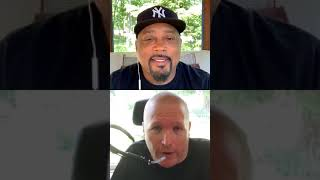 Daymond John interviews Eric Patrick Thomas on IG