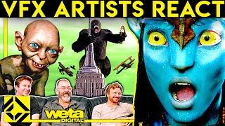 VFX Artists React to Bad & Great CGi 19